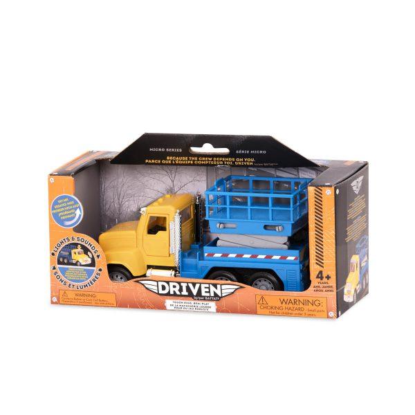 Micro LKW mit Arbeitsbühne