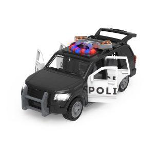 Micro Polizeiauto SUV