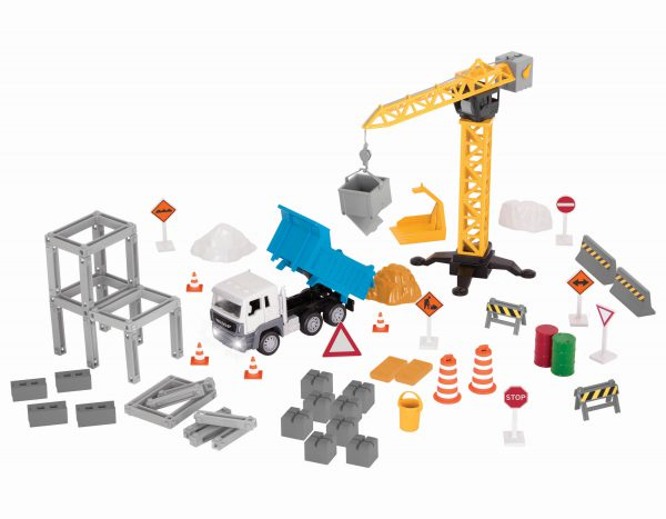Construction Kran Spielset