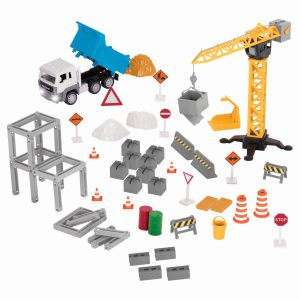 Construction Kran Spielset