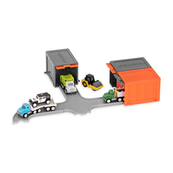 Pocket Fahrzeug Serie 1