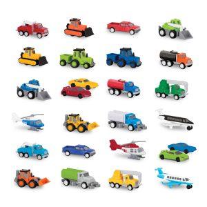 Pocket Fahrzeug Serie 2