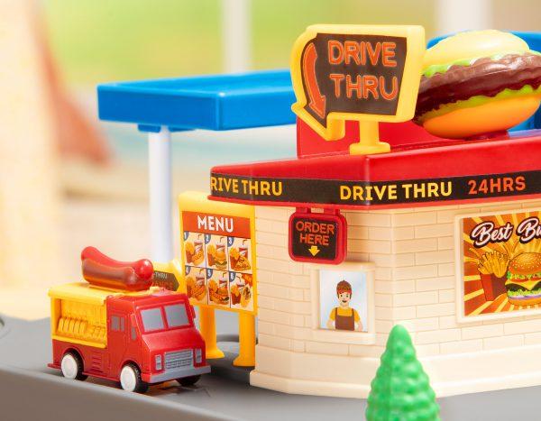 Pocket Dine & Drive Tankstelle